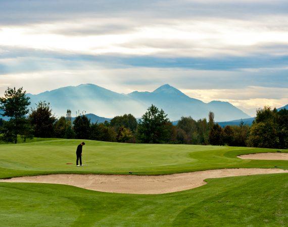 Golfplatz Finkenstein