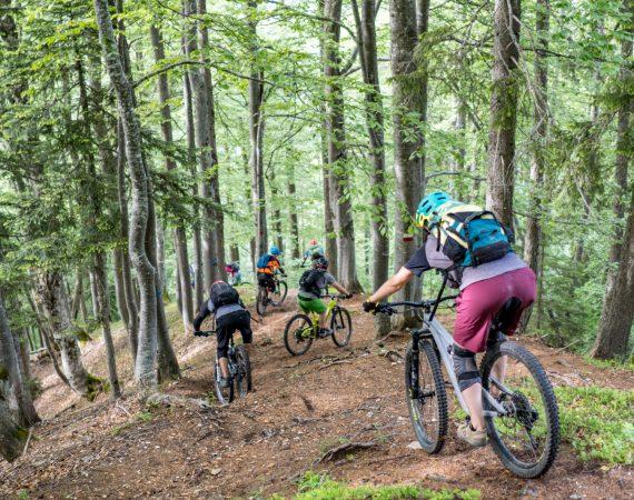 Bike und Hike Laghi di Fusine-114
