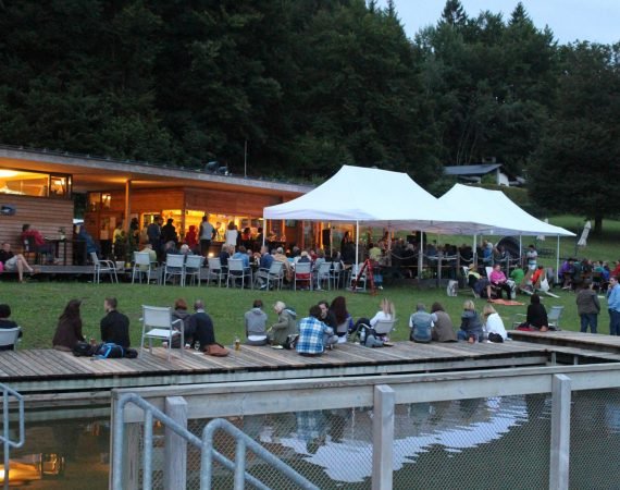 Oakwood Lake Jazz Fest Juli 2017