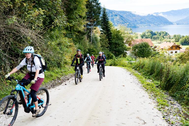 Rad- und Wanderführerin Simone